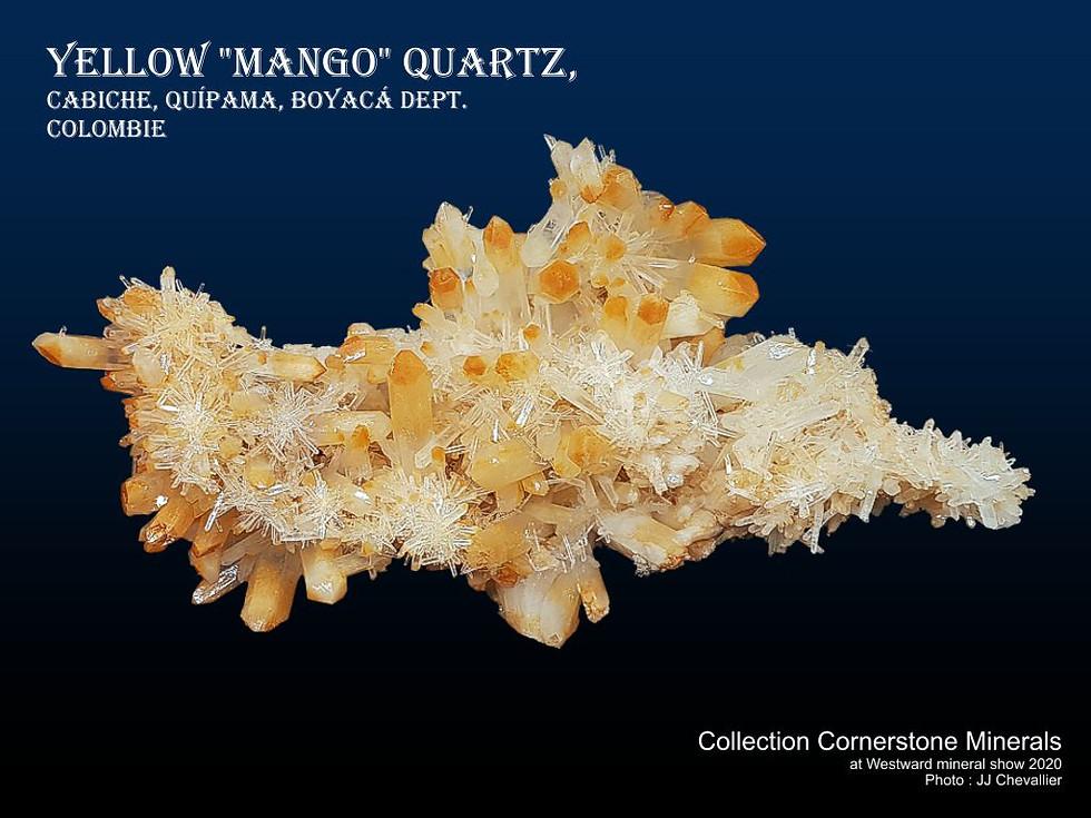 Mango quartz.