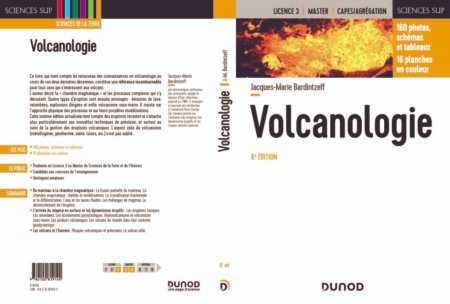 Jacquette Volcanologie -  Bardintzeff J.