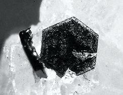 Cristal de graphite