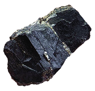 Wolframite - Montbelleux