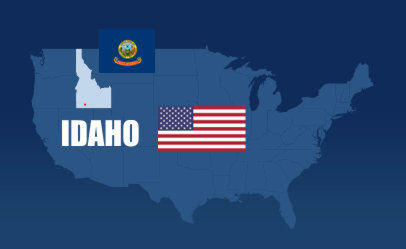 Etat d'Idaho,jaspe Bruneau