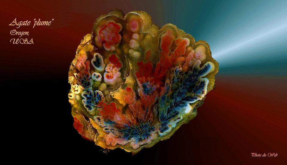 Symphonie minérales à base de photos de minérau et site géologiques merveilleux.