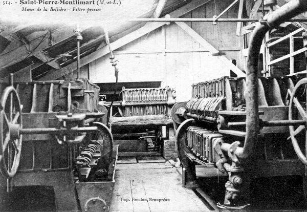 Mine d'or Saint Pierre-Montlimart