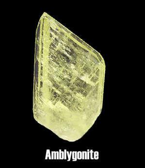 Amblygonite