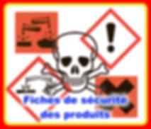 Fiches de sécurité des produits D. GolFiches techniques des produits D. Gol