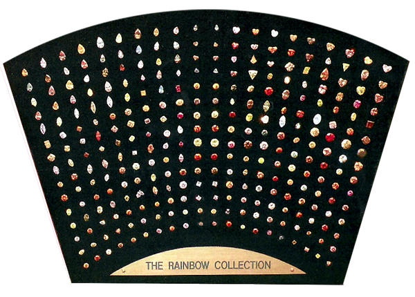 Diamond Raibow Collection, d'Eddy Elzas.