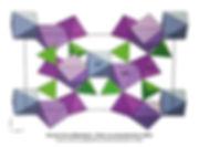 Structure de la giftgrubeite, J. Plàsil