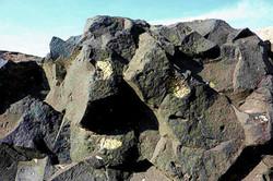 Basalte alcalin à olivine