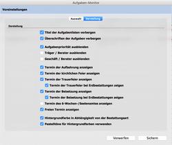 Aufgaben-Monitor