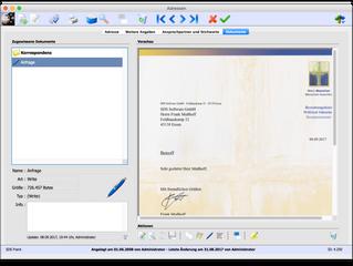 Textvorlagen im Dokumenten-Management