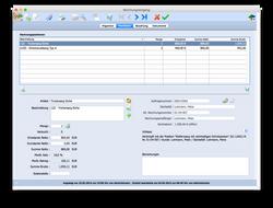 Rechnungseingang Dateneingabe