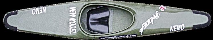 Nemo canoe polo kayak