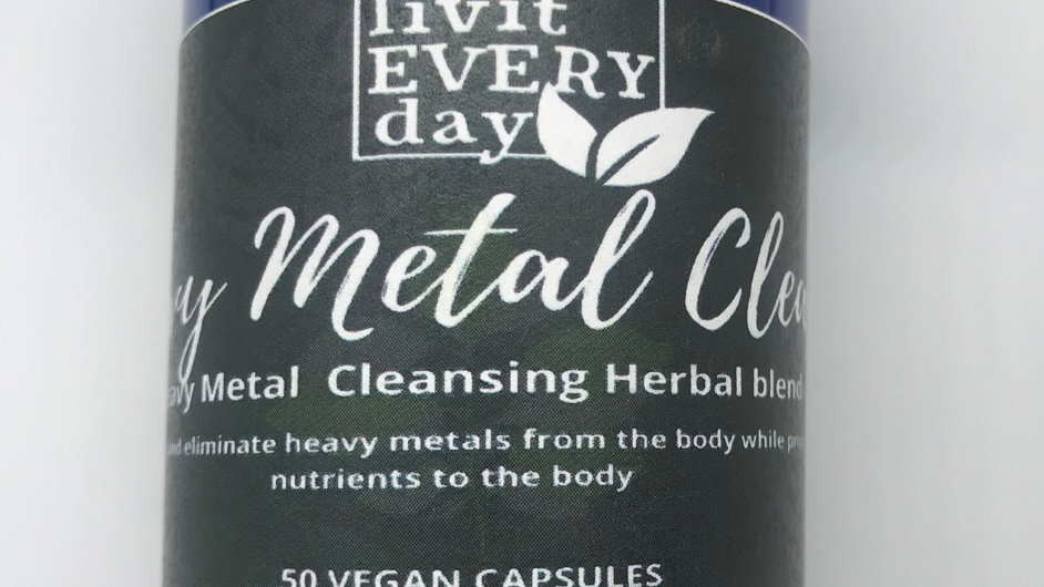 Heavy Metal cleanse