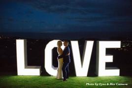 Coffs Coast LOVE Letters Coffs Harbour