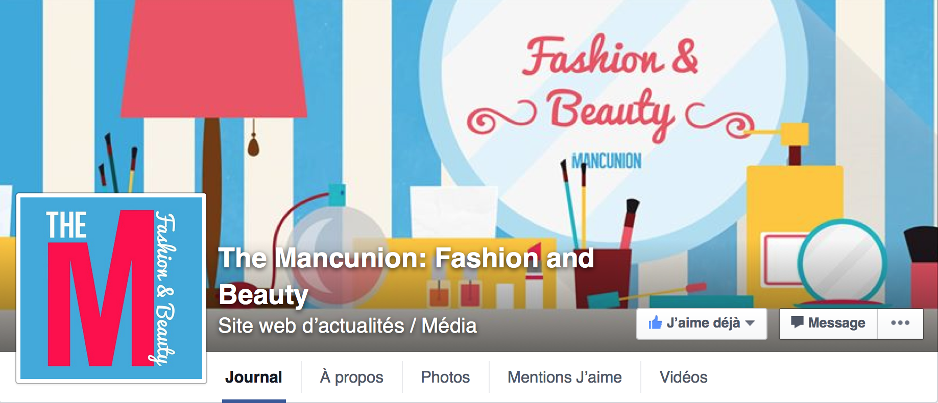 THE MANCUNION FASHION & BEAUTY