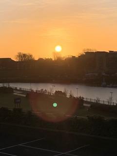 A new dawn ...