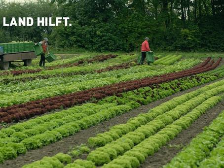 Mit ausreichend Kräften die Ernten sichern