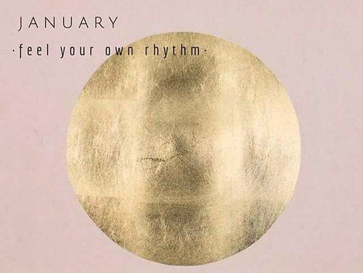 ·feel your own rhythm·