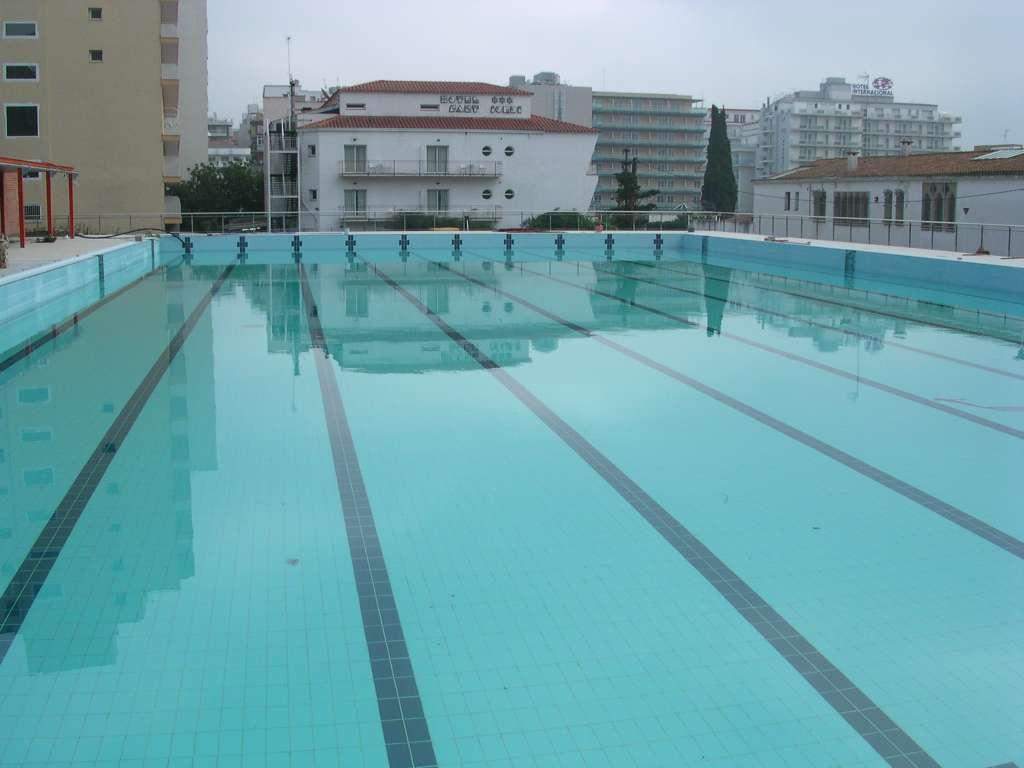 Centro deportivo en Calella