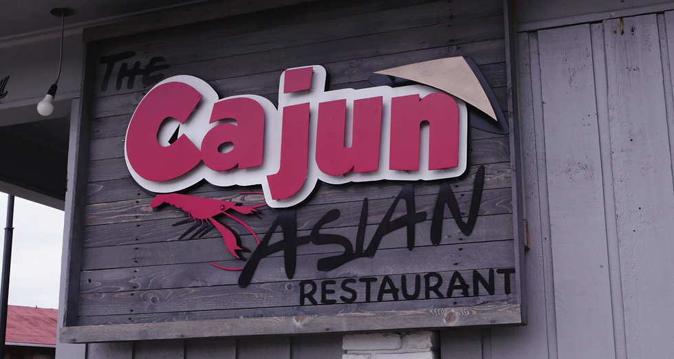 The Cajun Asian Restaurant, Shreveport, LA