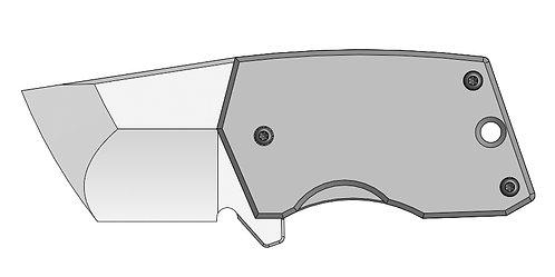 S.T.U.B. 3rd Gen - Titanium