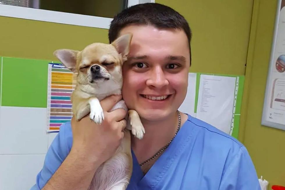 2 место - Ветеринар Баграт Агажанов, Челябинск (РОССИЯ)