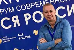 Владимир Касютин - секретарь Союза журналистов РФ