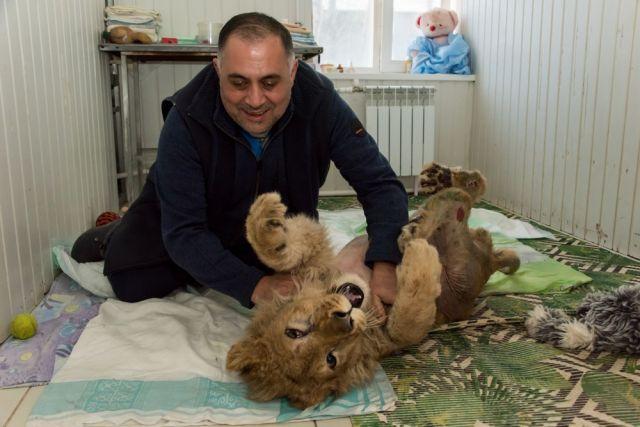 6 номинант - Карен Даллакян, Челябинск (РОССИЯ)