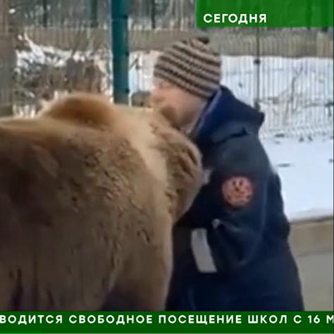 NTV: Защитников животных наградили «Лохматым Оскаром»
