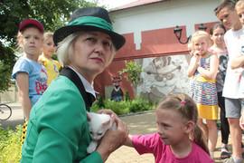 Первый и единственный в мире котошеф Светлана Логунова