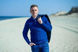 Анатолий Калина — директор национального парка «Куршская коса»