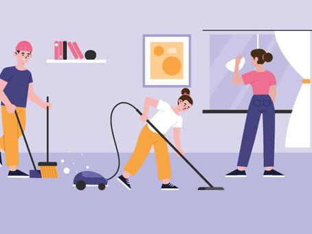 ¿Cuáles son los nuevos hábitos de limpieza en nuestro alojamiento vacacional en Santander? PARTE 1.