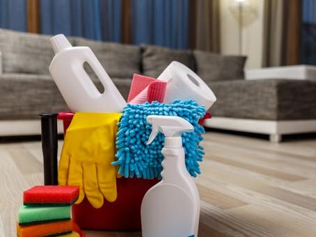 Gastos de limpieza Airbnb