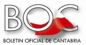 Boletín Oficial de Cantabria Logo