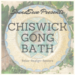 Chiswick Gong Bath ~ Weekly!