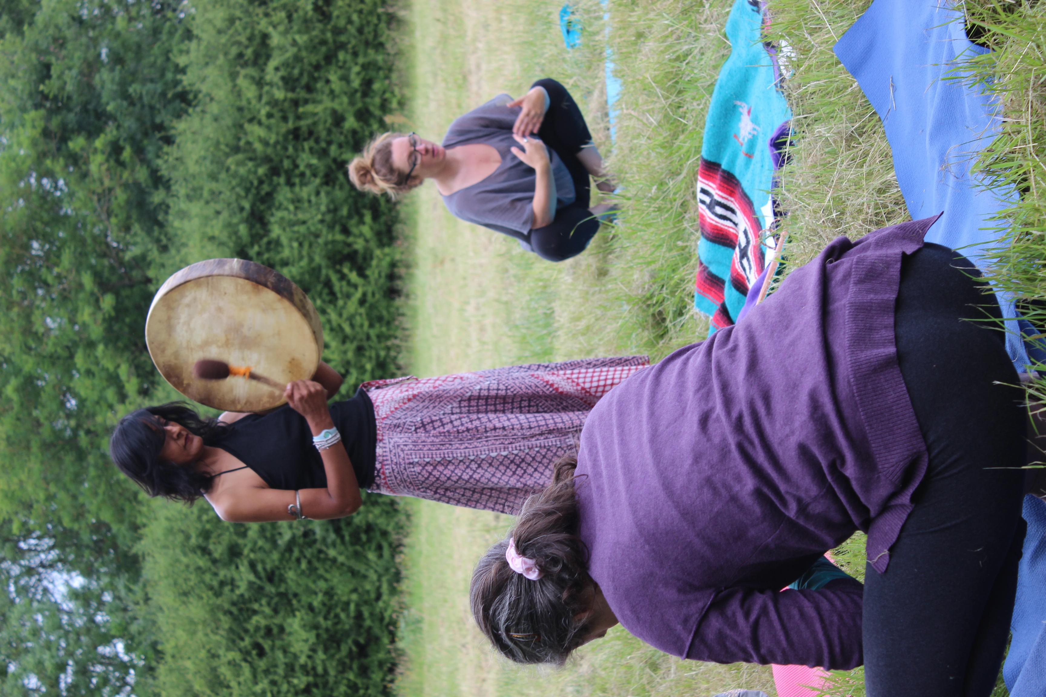 SoundSeva Soundscapes to Yoga