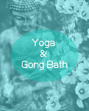 Yoga & Gong Bath