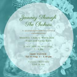 Journey through the Chakra