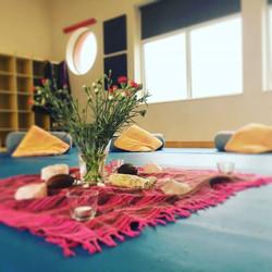 Intention Setting Cacao Sound Despacho Ceremony