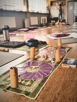 Clapton Yoga & Gong Bath Anahata