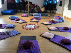 Half-Day Women's Urban Retreat ~ Yoni Yoga with Sacred Cacao Ceremony