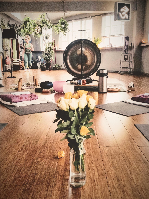 Yoga Gong Bath Anahata