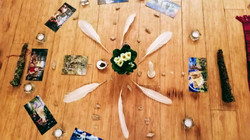 Artemisia Altar presented by Maggie Rose, Artist and Healer