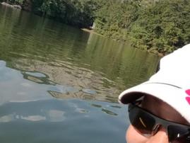 Row, Row, Row my boat (all alone)