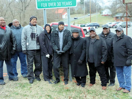 Genesis Express 25th Annual MLK March:                            Moving Right Along