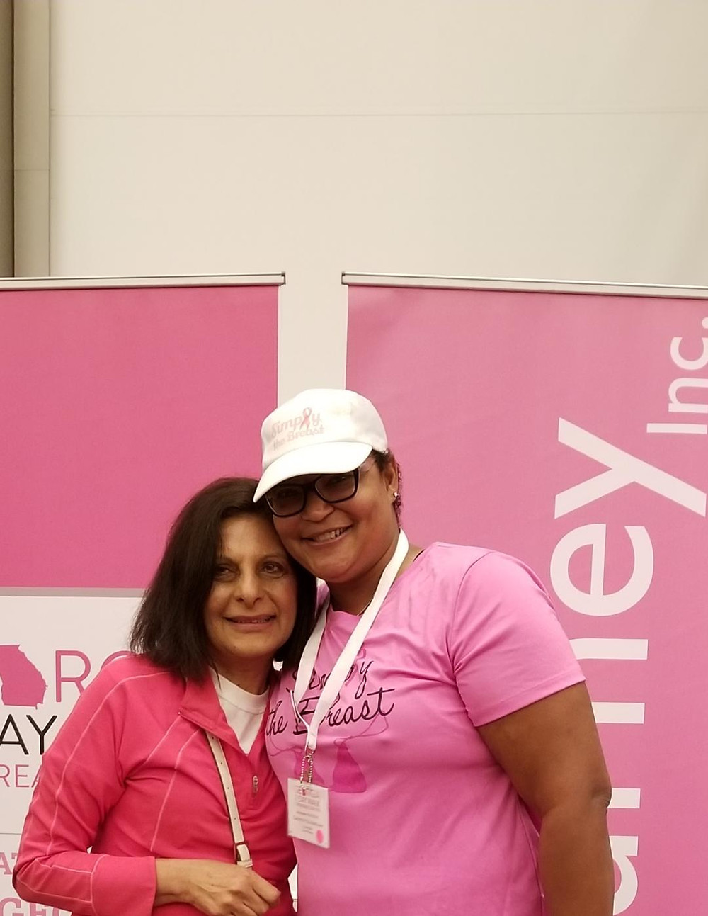 Dr. Harjee is a breast cancer survivor & co-founder of Clarkston Community Health Center