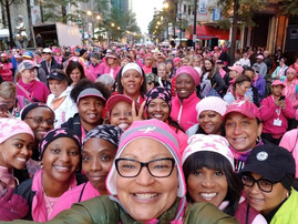 2017 Atlanta 2 Day Walk for breast cancer