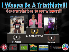 I Wanna Be A Triathlete