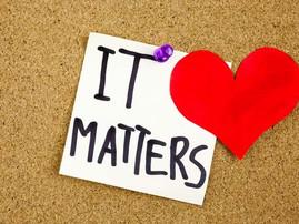 It Matters!!