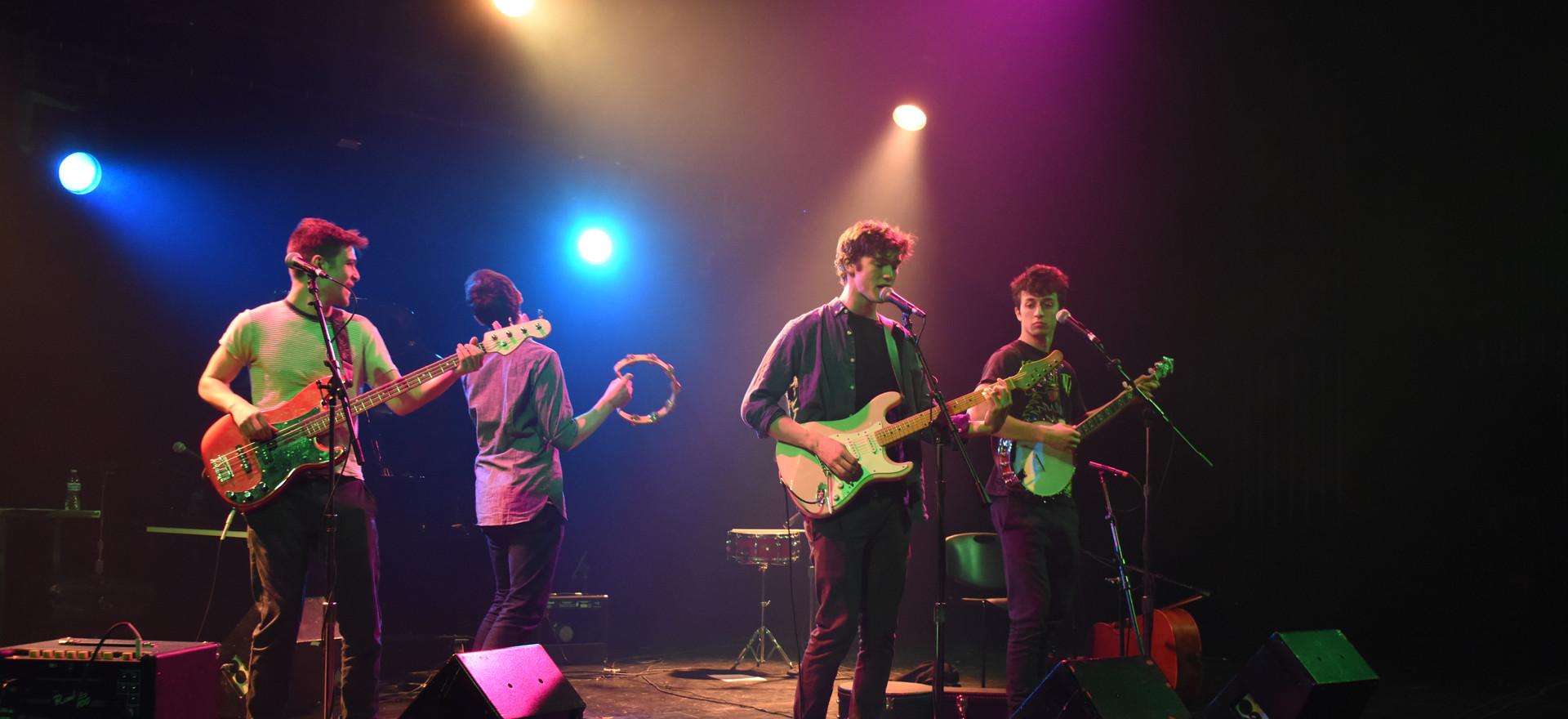 Ellsworth: TuneSquad Concert